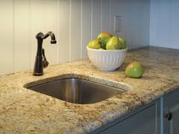 Kitchen Sinks For Granite Countertops Granite Quartz And Soapstone Countertops Hgtv