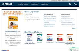 incfile vs legalzoom vs nolo legal services compared one of the main products through nolo is called the quicken willmaker plus there are new versions of it available just about every year