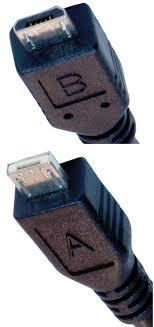 5 pin micro usb a micro usb b plug connector pinouts ru 5 pin micro usb a micro usb b plug photo and diagram