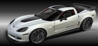 2011 Chevrolet Corvette Z06X Track Car Concept - conceptcarz.com