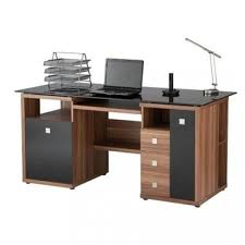 walnut home office furniture. Saratoga Walnut Home Office Desk AW14004-W Furniture U