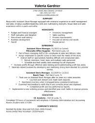 Fashion Retail Resume Examples Fashion Retail Resume Fashion ...