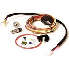 be cool electric radiator cooling fan wiring harness kit 75021 be cool electric radiator cooling fan wiring harness kit 75021 corvette 1961 1982