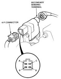 93 honda accord electronics coil voltage spark plugs wire Auto Coil Wiring click image to see an enlarged view auto coil wiring