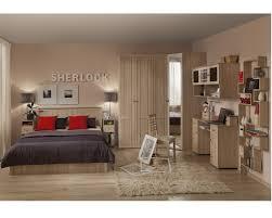 Спальня «Sherlock» <b>Дуб сонома</b> купить в Перми, компоновка ...