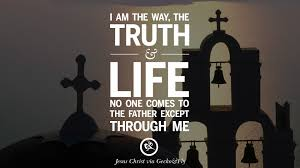 I Am Christian Quotes Best of 24 Holy Bible Quotes By Jesus Christ On Life God Haven Sin And Faith