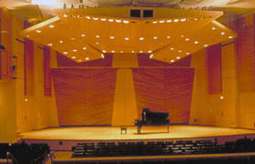 Concert Venues Campus Aspen Music Festival And School