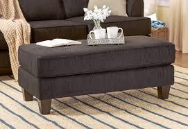Serta Upholstery Davey Ottoman