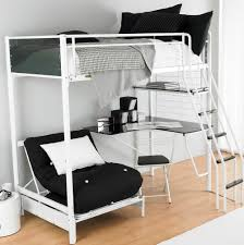 Loft Beds With Futon Underneath