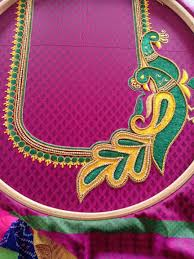 Embroidered Jacket Designs Top 100 Embroidery Job Works In Mysore Best Embroidery