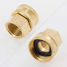 garden hose fittings adaptors valves
