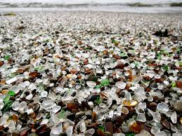 location glass beach end of west elm street at old haul road park at end of elm and walk to beach fort bragg ca 95437