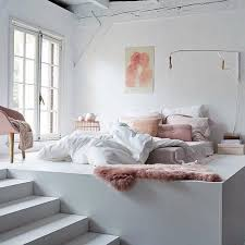 Modern Bedroom. Pink, grey and white | Pink Decor … | Decor ideas ...