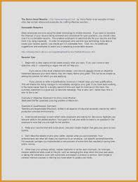 Entry Level Customer Service Resume Objective Best Of Qualification