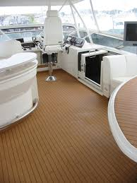 synthetic teak panels for boat floor cost of boat deck
