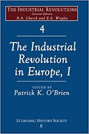 why did the industrial revolution first begin in england industrial revolution