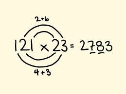 Fast Math Tricks - multiplication of two and three digit numbers ...