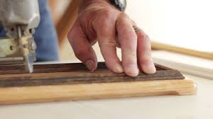 Wood Trim Kitchen Cabinets How To Install Moulding Trim On Kitchen Cabinet Doors Good Wood