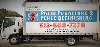 ace outdoor restoration austin