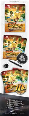 Cinco De Mayo Beach Party Flyer Template By Design-Cloud | Graphicriver