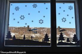 Schwarzwaldmaidli Diy Winterliche Fensterdeko Im Kinderzimmer