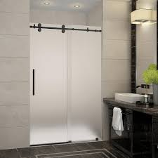 excellent aston shower doors round sliding door enclosure with low profile base