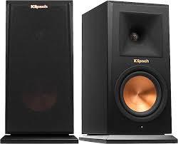 klipsch powered speakers. klipsch rp-140wm reference premiere hd wireless powered bookshelf speakers at crutchfield.com e
