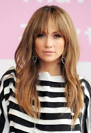 Hairstyles For Long Hair With Long Bangs And Layers L L L