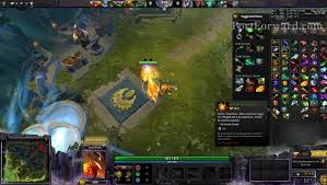 dota 2 farming and warding another item that actually quite