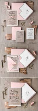 best 25 southern wedding invitations ideas on pinterest Handmade Wedding Invitations Ideas And Tips rustic pink wedding invitations rusticwedding countrywedding weddingideas Homemade Wedding Invitations