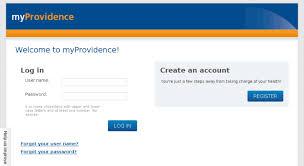 Myprovidence Chart Access Myprovidencebeta Healthtrio Com Myprovidence