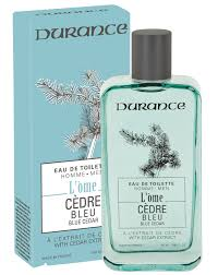 Blue <b>Cedar DURANCE</b> Eau de toilette spray