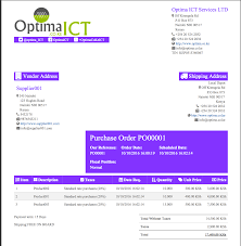 Professional Report Template Professional Report Templates Odoo Apps 1