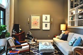 living room wall colors for living room with grey sofa sets art decorating ideas brown furniture