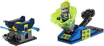LEGO Ninjago 70682 Jay FS Spinjitzu Slam Spinner (70 Teile): Amazon.de:  Spielzeug