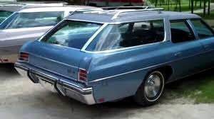 1973 Chevy Impala Station Wagons The Real McCoy - YouTube