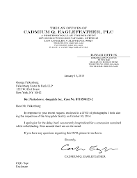 Example Company Letterhead Letterhead Typography For Lawyers