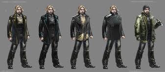 Complex Character Design Antonio Bifulco The Complex Character Concepts