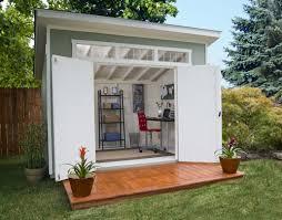 ideas for backyard garden sheds