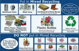 Oakwood Ga Trash Collection Recycling
