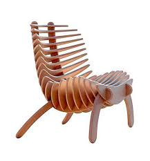 skeleton chairs: