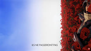 BF1 French Flag in They Shall Not Pass Trailer Battlefield
