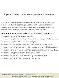 resume objective for office manager position examples great top 8 assistant  nurse samples 1 nursing home