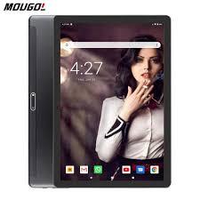 2020 Siêu Cường Lực 2.5D Màn Hình 10 Inch Máy Tính Bảng Hệ Điều Hành Android  9.0 Quad Core 32GB Rom Wifi GPS Android viên 10.1 Với Quà Tặng Máy Tính  Bảng Android