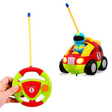 Holy-Stone-RC-Cartoon-Race-Car-with-Music- The Best Toys and Gift Ideas for 2 Year Old Boys I Uviloon.com