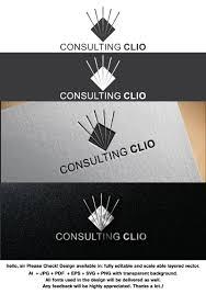 Axel Design Upmarket Elegant Logo Design For Consulting Clio By Axel