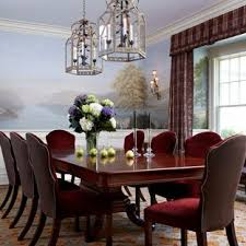 traditional dining room designs. Example Of A Classic Dining Room Design In New York Traditional Designs