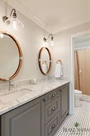 Impressive Oval Bathroom Mirrors Vanity Throughout For Vanities
