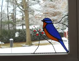 stained glass birds stained glass birds of america