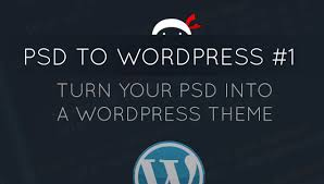 PSD to WordPress Tutorial #1 - Introduction - YouTube
